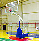 Стойка баскетбольная передвижная складная, фото 3