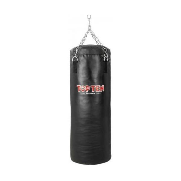 Боксерская груша Top Ten кожа 100см