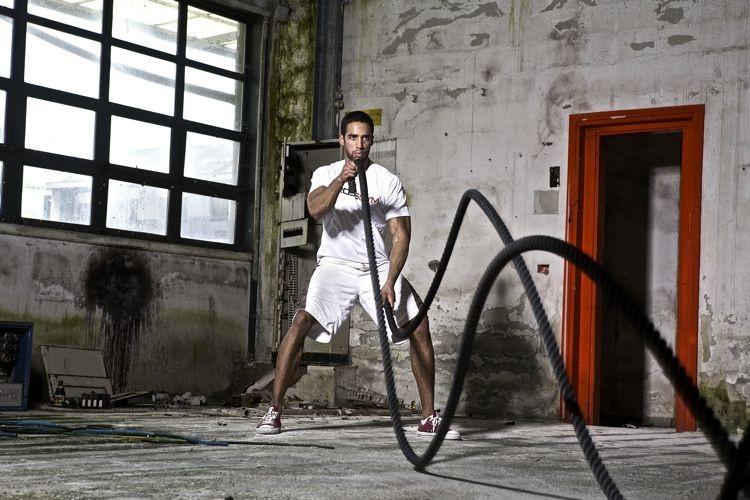 Канат для кроссфита 12м диаметр 50мм