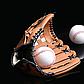 Перчатка (ловушка) бейсбольная , фото 2