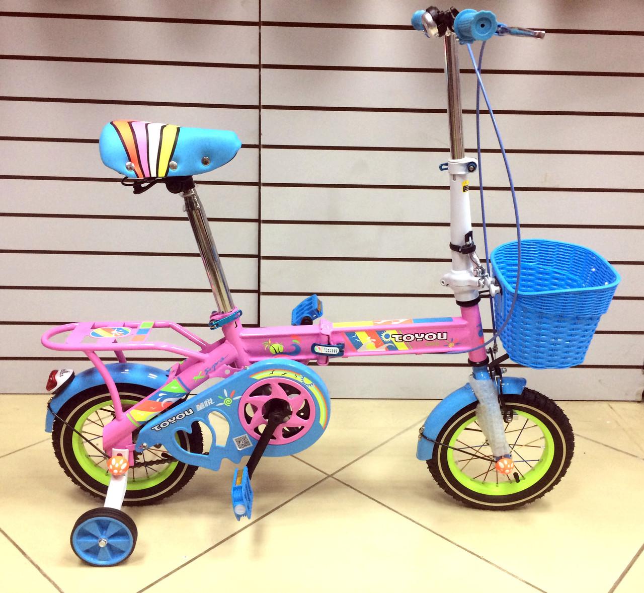 Велосипед ToYou 12