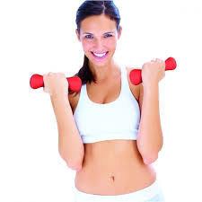 Гантели для фитнеса 1LB+1LB