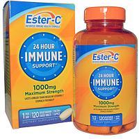 БАД Витамин С, 1000 мг (120 таблеток)