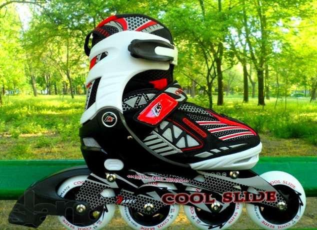 Роликовые коньки Cool Slide
