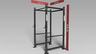 Функциональная рама для кроссфит (crossfit), 1200х1200