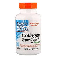 БАД Коллаген тип 1 и 3, 1000мг (180 таблеток)
