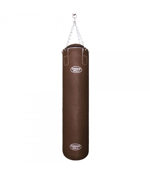 Боксерский мешок GREEN HILL оригинал кожа/зам 150 см / 35