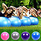 Гимнастический мяч  (Фитбол) 75 гладкий, фото 9