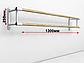 Балетный станок двухрядный настенный 1м, фото 3