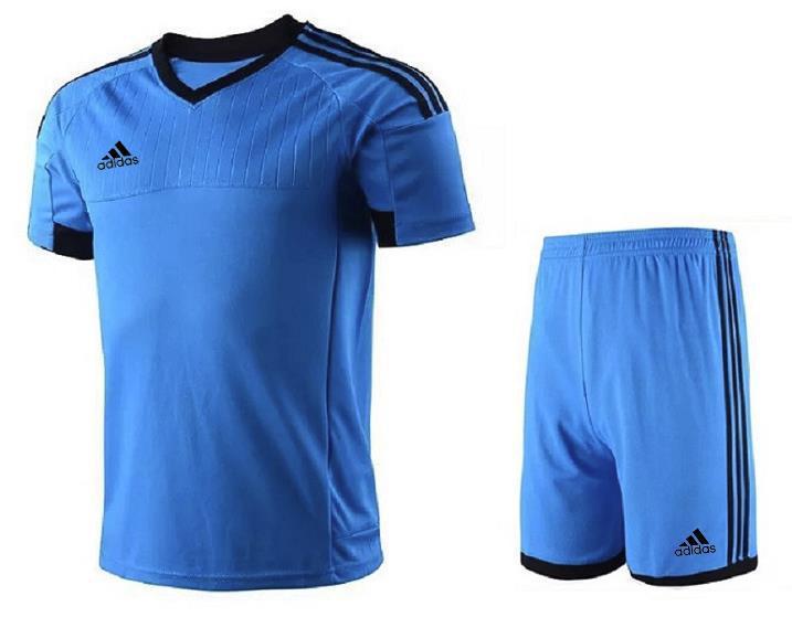 Футбольная форма Adidas взрослая синий