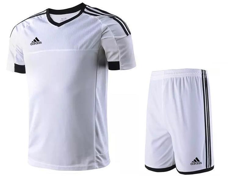 Футбольная форма на команду Adidas взрослая белый