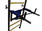 Брусья-пресс на гимнастическую стенку, фото 2