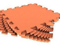 Универсальный коврик 33*33(см) оранжевый