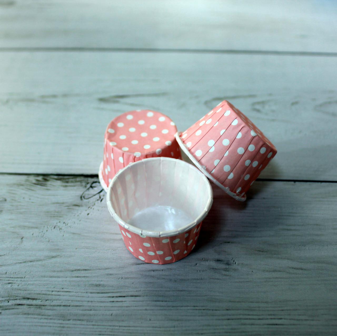 Капсулы бумажные с бортиком (мал.)