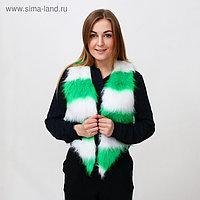 """Карнавальный жилет """"Зелёная ласка"""", р-р 44-46"""