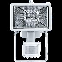 Прожектор 94 608 NFL-SH1-150-R7s/WH 150Вт R7s IP44 (бел. с датчиком движ.)