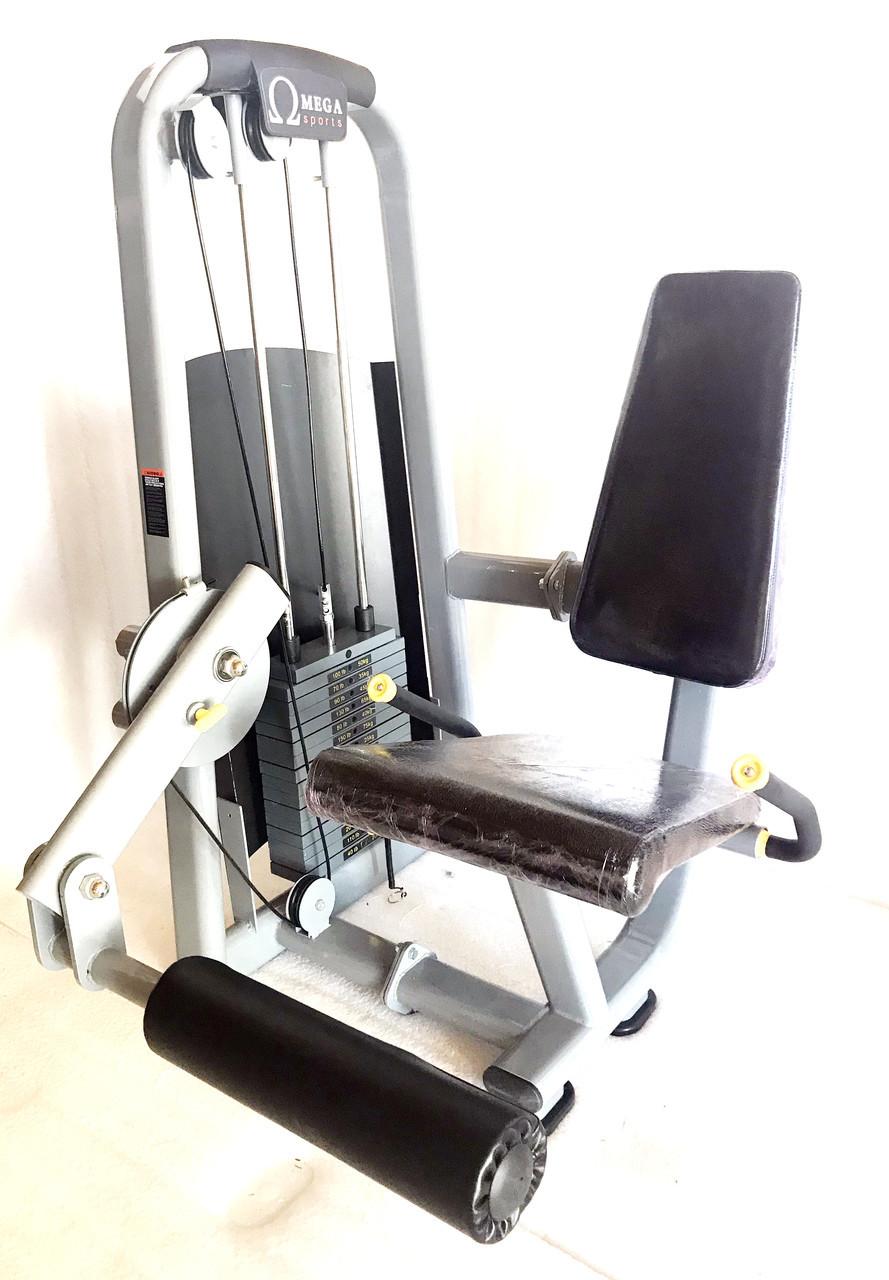 Силовой тренажер для разгибания ног OMEGA SPORT