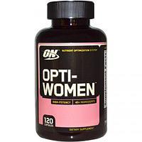 БАД Opti-Women, Система оптимизации питательных веществ (120 капсул)