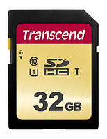 Карта памяти SD 32GB Transcend TS32GSDC500S