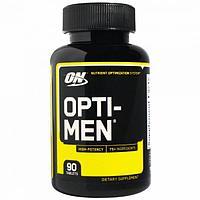 БАД Opti-Men, Система оптимизации питательных веществ (90 таблеток) оптимен