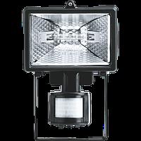 Прожектор 94 609 NFL-SH1-150-R7s/BL 150Вт R7s IP44 (черн. с датчиком движ.)