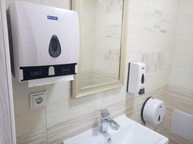 настенные диспенсеры для туалета
