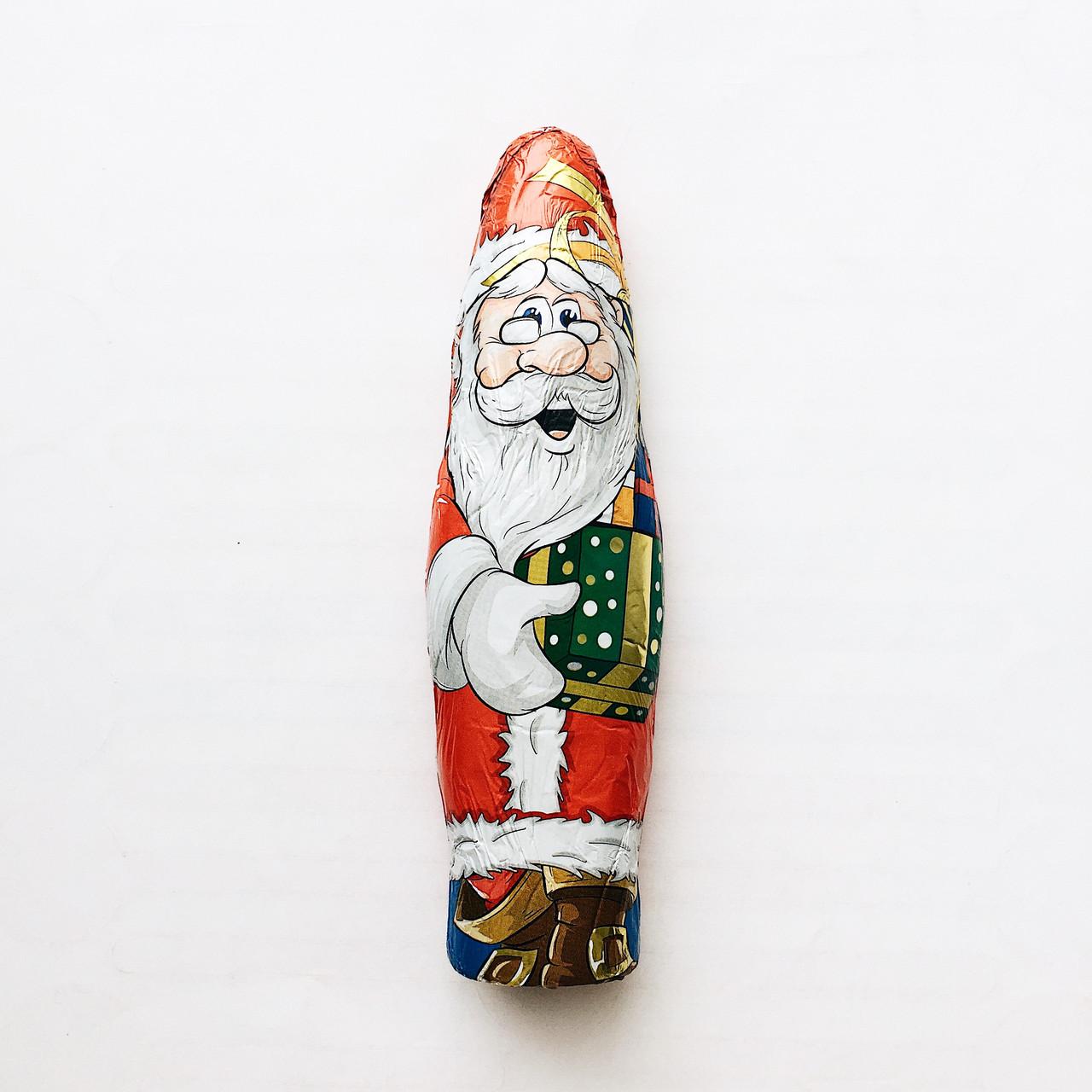Шоколадный Дед Мороз 60 гр. (Германия)
