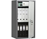 Шкаф бухгалтерский металлический SL-87Т (870х460х340 мм)