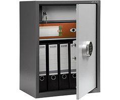 Шкаф бухгалтерский металлический SL-65Т EL (630х460х340 мм)