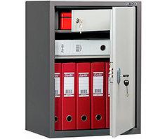 Шкаф бухгалтерский металлический SL-65Т (630х460х340 мм)