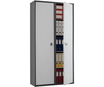 Шкаф бухгалтерский металлический SL-185/2 (1800х920х340 мм)