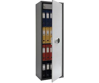 Шкаф бухгалтерский металлический SL-150Т EL (1490х460х340 мм)