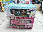 Luxury Camper car Машинка для кукол ЛОЛ, фото 2
