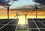 Гибридные Ветро-Солнечные Электростанции