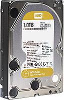 """Жесткий диск WD GOLD WD1005FBYZ 1ТБ 3,5"""" 7200RPM 128MB 512E (SATA-III), фото 1"""