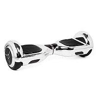 Гироскутеры Smart Balance Wheel 6.5 Серебристые Хром