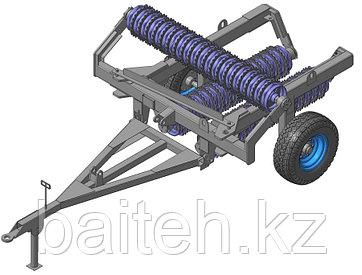 Каток зубчато-кольчатый КЗК-6У