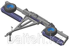 Каток зубчато-кольчатый КЗК-6У, фото 3