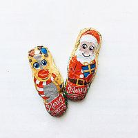 Новогодние фигурки (Дед Мороз и Олень)