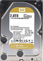 """Жесткий диск WD GOLD WD2005FBYZ 2000ГБ 3,5"""" 7200RPM 128MB 512E (SATA III)"""