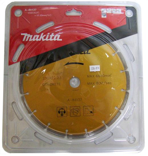 Алмазный диск Makita A-84137