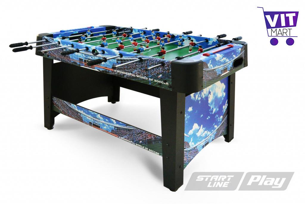 Настольный футбол (кикер) World game (1200 x 610 x 810 мм)