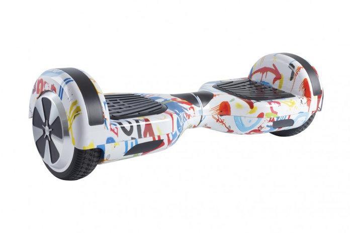 Гироскутеры Smart Balance Wheel 6.5 Белый графити