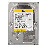 """Жесткий диск WD GOLD WD4002FYYZ 4ТБ 3,5"""" 7200RPM 128MB 512E (SATA-III), фото 1"""