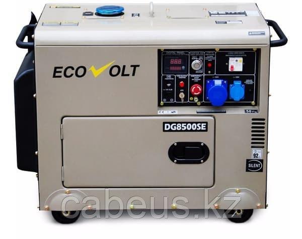Дизельная электростанция Ecovolt DG6000SE-3