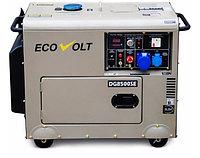 Дизельная электростанция Ecovolt DG6000SE-3, фото 1