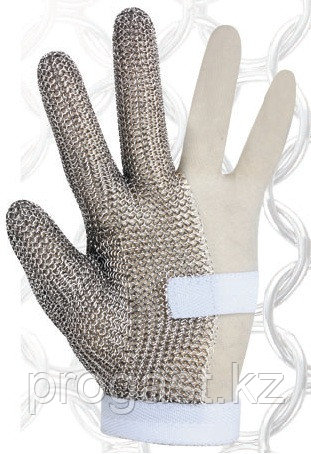 Кольчужная перчатка трехпалая , фото 2