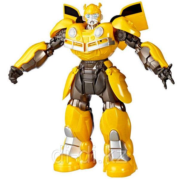 Hasbro Transformers интерактивные Трансформеры Фигурка Бамблби Ди Джей 25 см