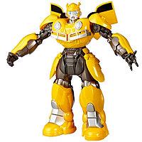 Hasbro Transformers интерактивные Трансформеры Фигурка Бамблби Ди Джей 25 см, фото 1