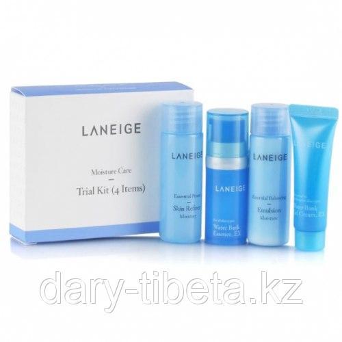 LANEIGE Moisture Care Trial Kit 4 set- Увлажняющий мини набор